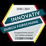 Logo Forschung und Entwicklung 2020