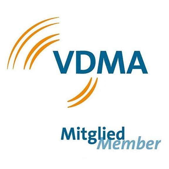 Logo VDMA Mitglied